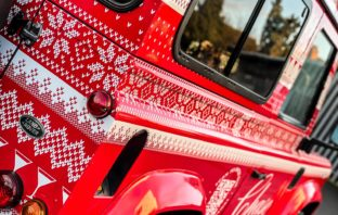 Chase Christmas Land Rover